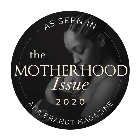 Featured in the Motherhood Issue 2020 - Ann Brandt Magazine