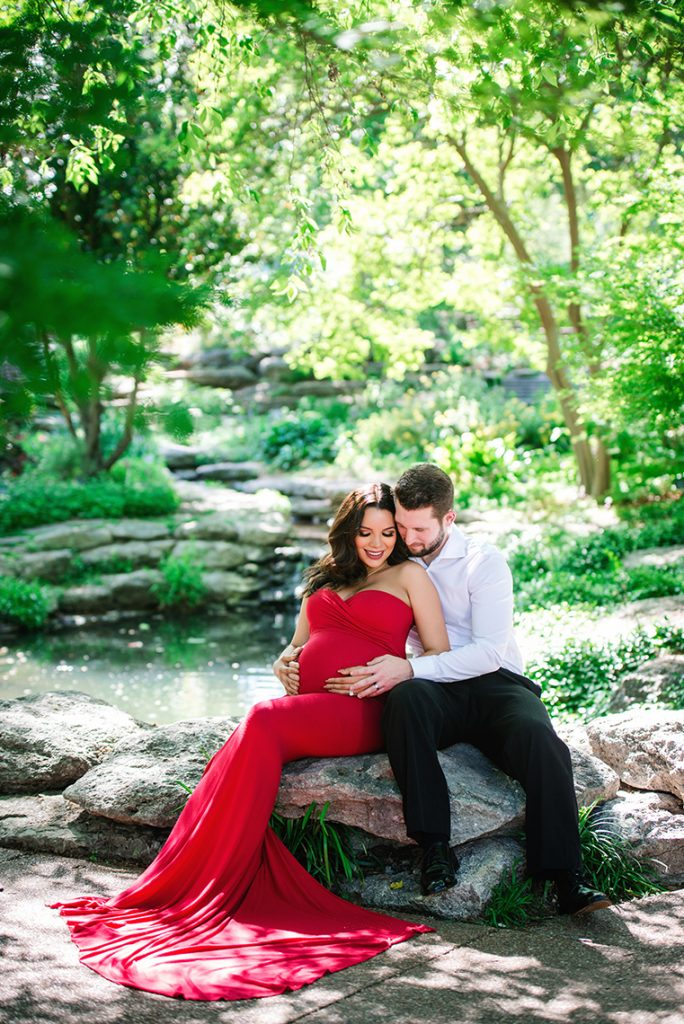 Fort Worth maternity photography ideas poses