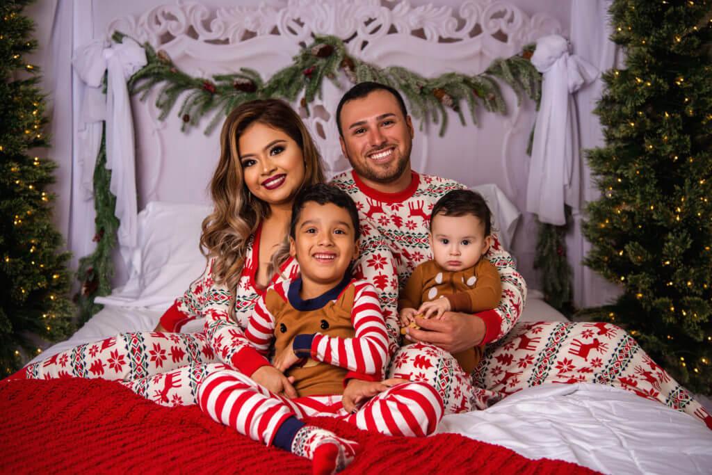 Family photography deas Christmas