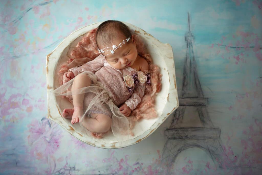 Newborn photography studio Dallas