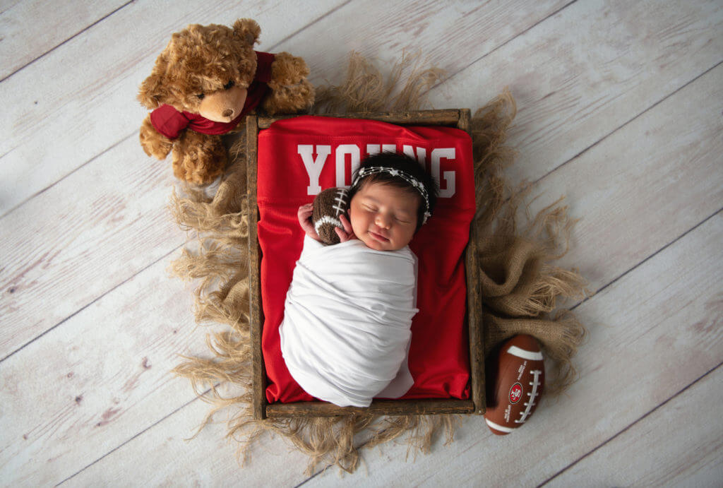 Newborn photoshoot pictures