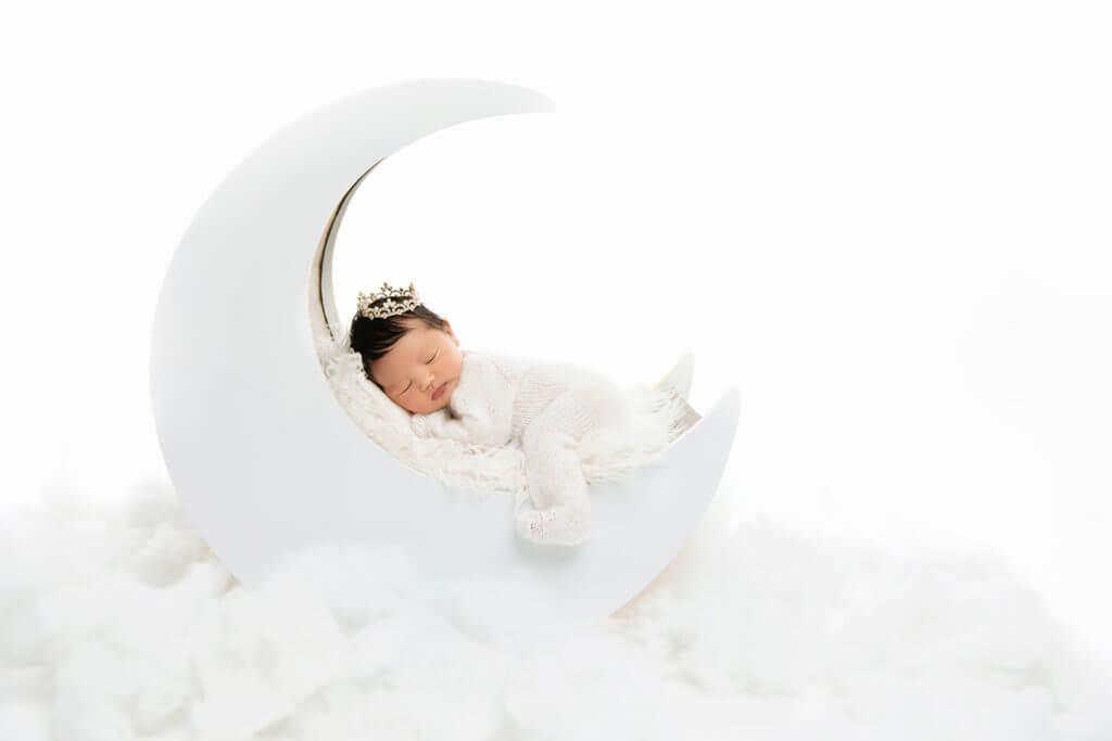 Unique newborn photography Dallas newborn photographer