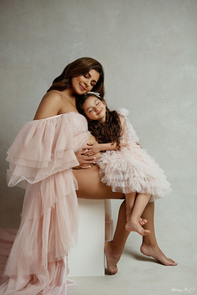 Motherhood starts with you maternity photoshoot