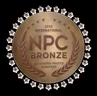 12 bronze newborn photo contest Stephany Ficut Photography