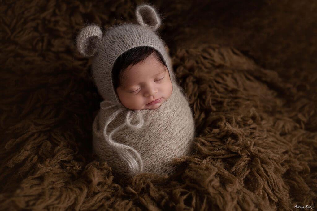 newborn photographer in Dallas baby photos