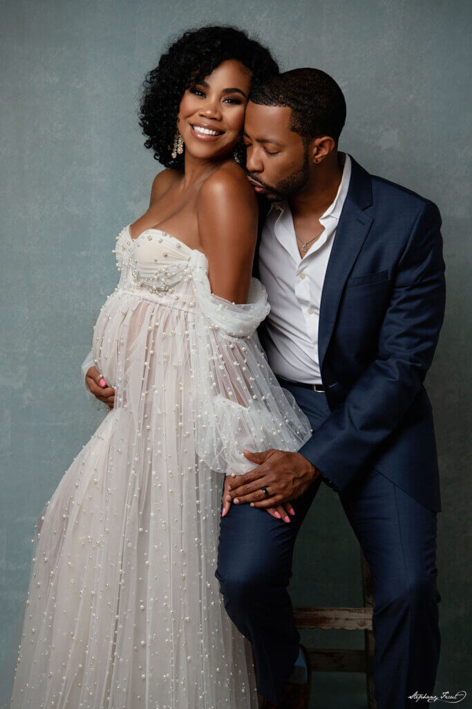 pregnancy photoshoot with a lovely couple